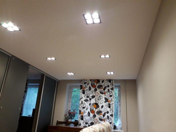 тканевые потолки Descor