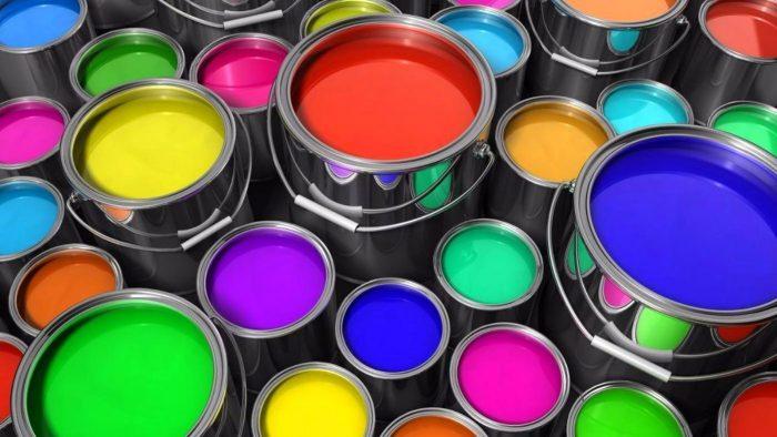 масляные и эмалевые краски