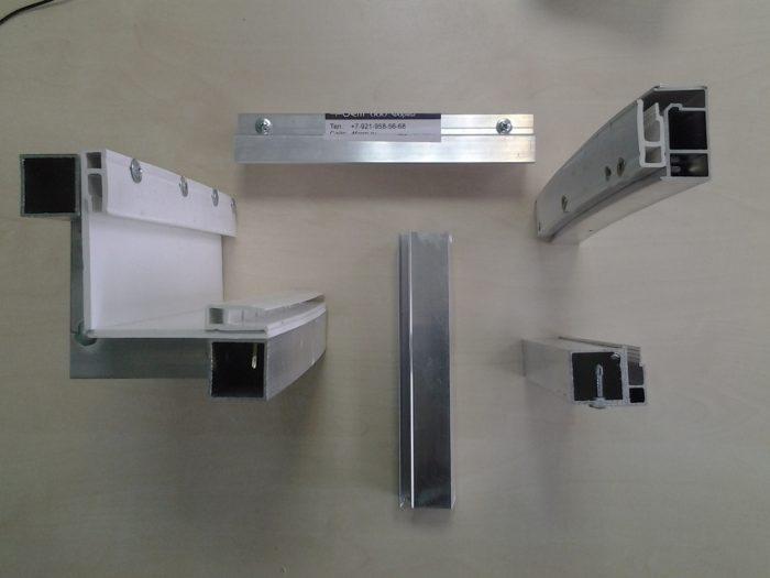 комплектующие для натяжного потолка