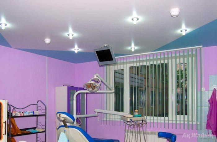 бактерицидные потолки