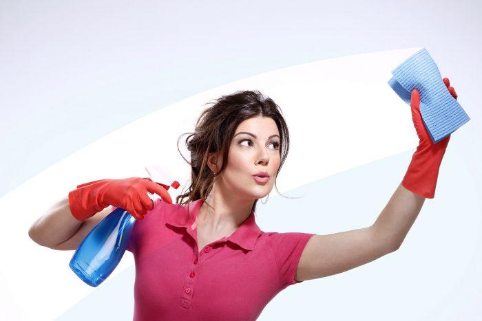 помыть подвесной потолок