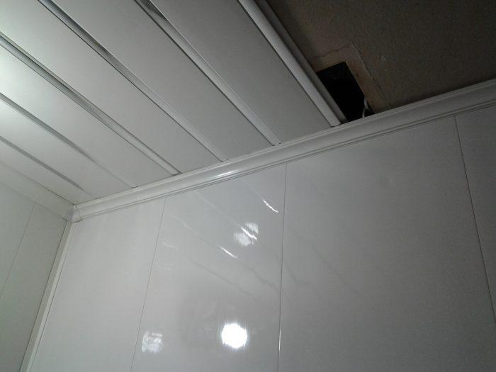 демонтаж потолочного покрытия