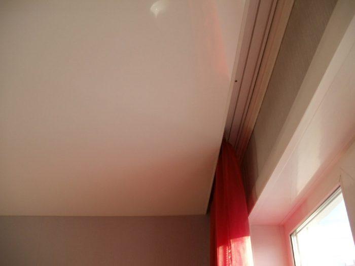 потолочная гардина