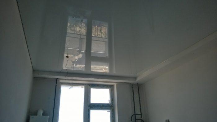потолок в панельном доме