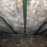 утепление потолка в подвале