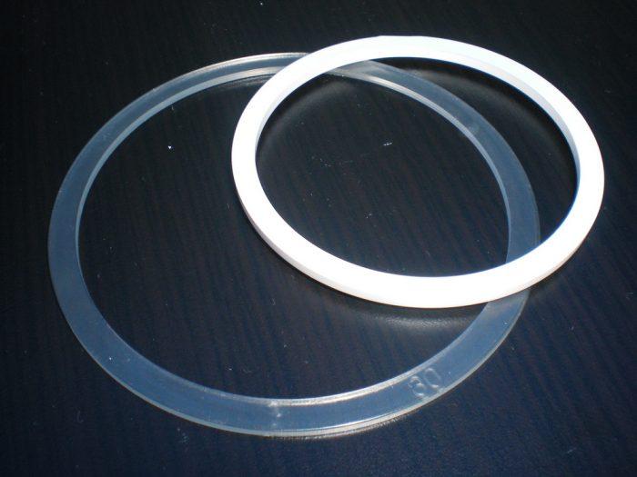 виды термоизолирующих колец