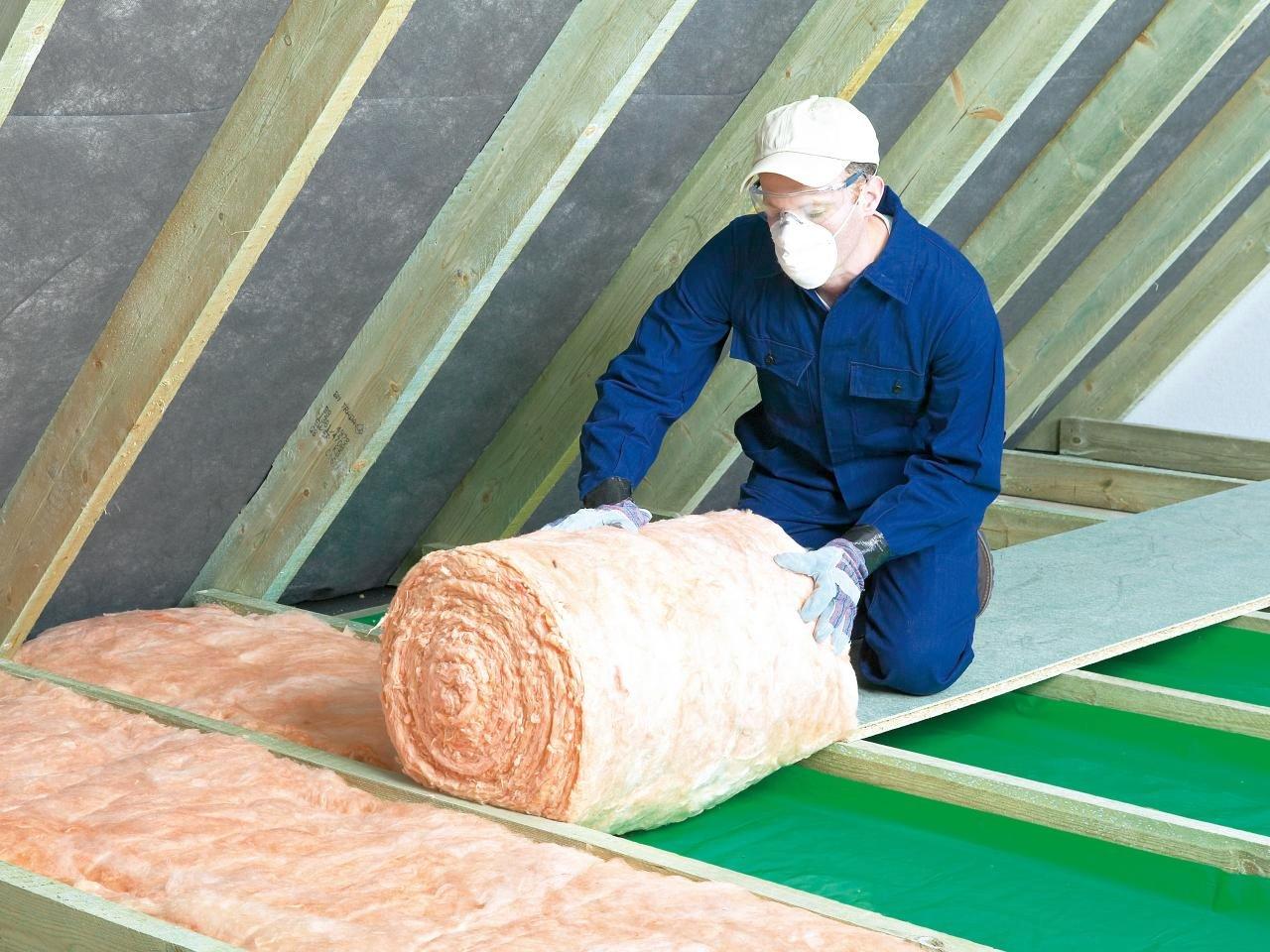 минвата для утепления крыши какую выбрать