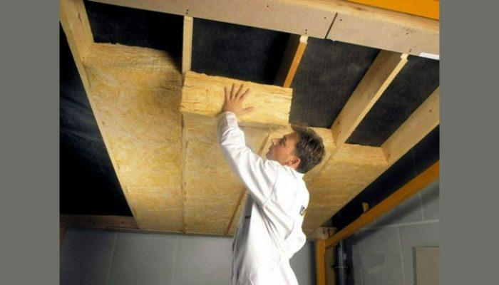 внутренняя теплоизоляция потолка