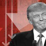 трамп обваливает рубль