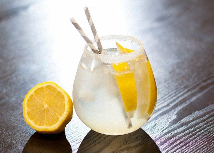 лимонная водка