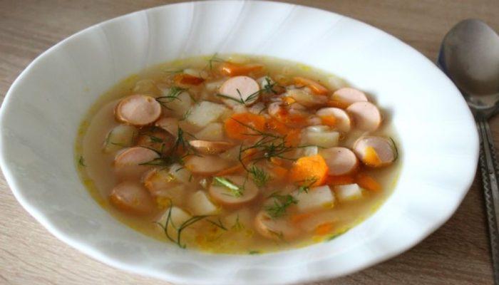 Студенческий суп