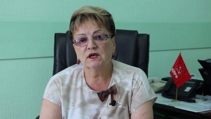 Ольга Алимова – зампред Саратовской облдумы