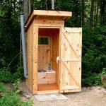 Правила возведения туалета на дачном участке
