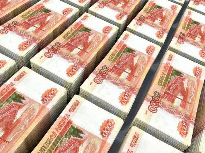 Обвал рубля в РФ