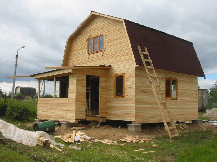 Проверка тех людей, кто строит дом