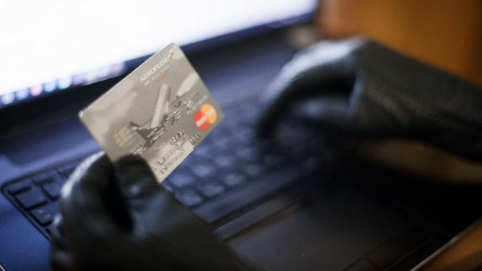 Кража денег с банковских кар