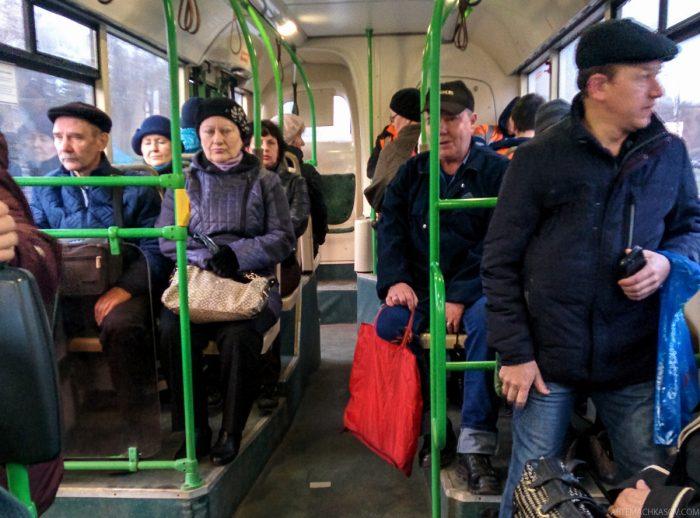 Тип людей в автобусе, которых все ненавидят