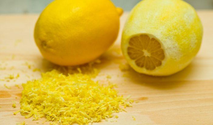 Лимонные корки в быту