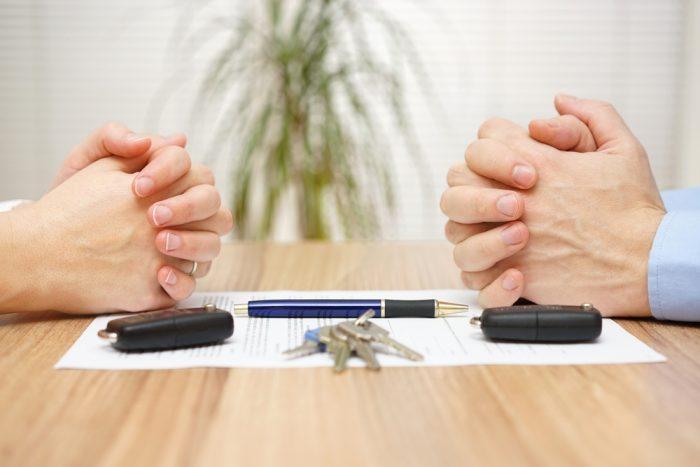 Когда при разводе можно лишиться личного имущества