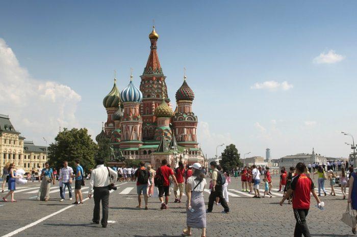 Бытовые плюсы жизни в Москве