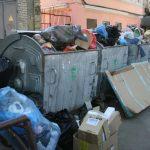 Новые тарифы за вывоз мусора в России