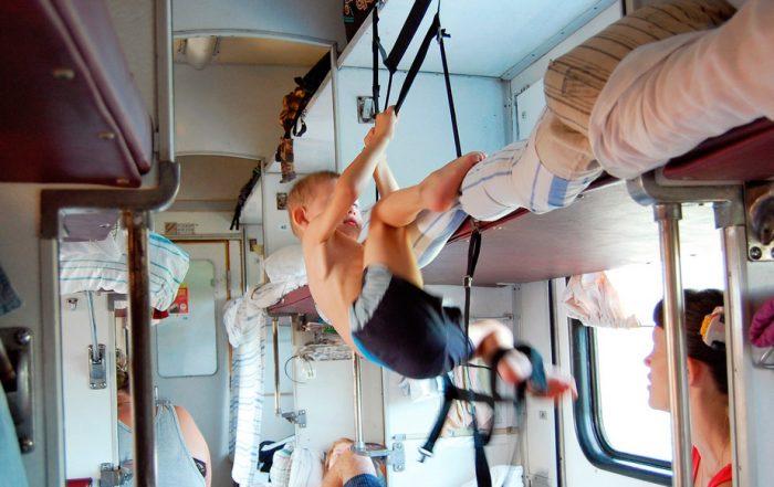 Почему не любят пассажиров с детьми