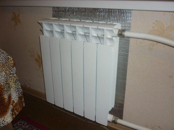 Теплоотражающий экран для утепления квартиры
