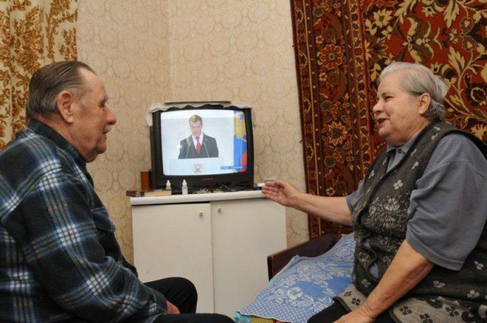 Россиян заставят платить за просмотр телевизора
