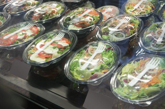 Экономия на еде на вынос
