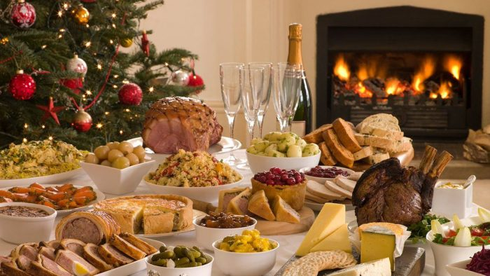 10 блюд на Новый год