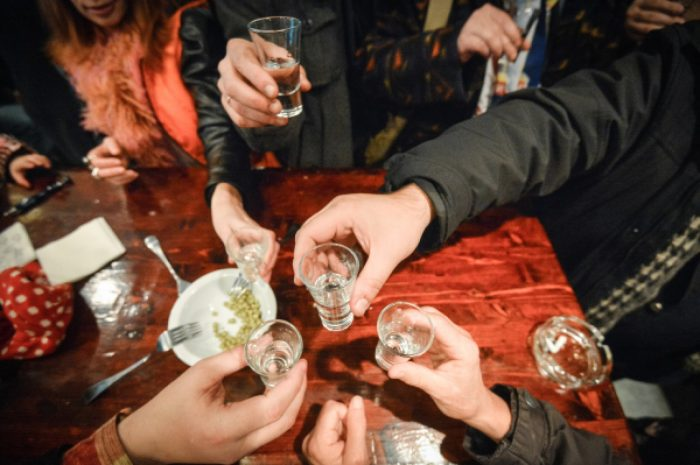 Рейтинг самых пьющих городов России
