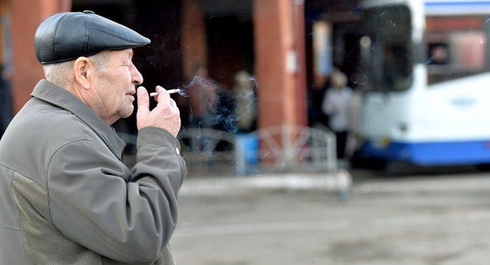 Запрет на курение в России