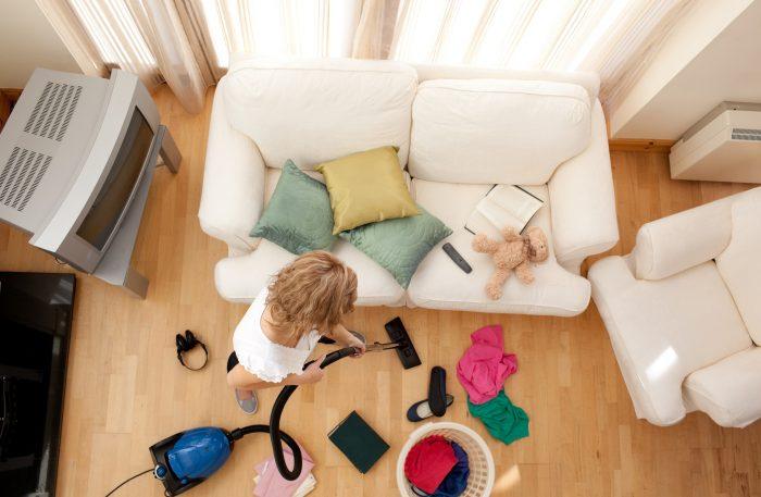 Семь самых грязных вещей квартире