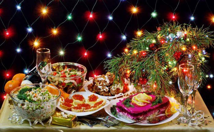 Как встретить Новый год 2019 за 2000 рублей