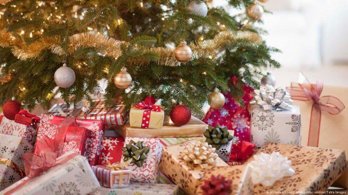 Недорогие подарки к Новому году 2019
