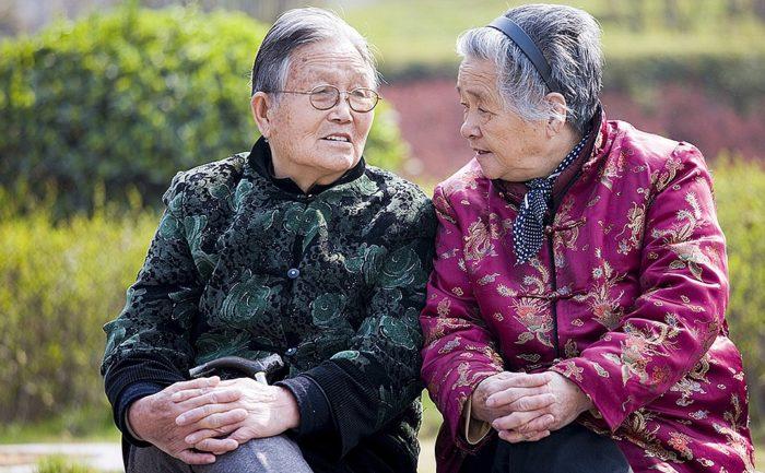 Как живут китайские пенсионеры