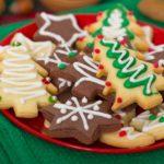 Новогоднее печенье на Новый год 2019