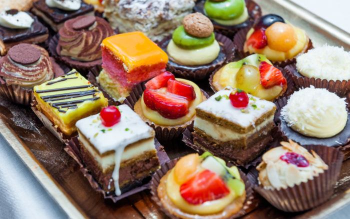 Десерты на новогодний стол 2019