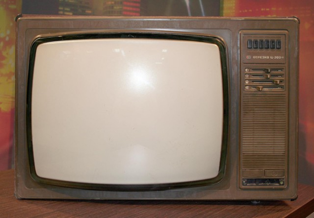 Телевизор Березка