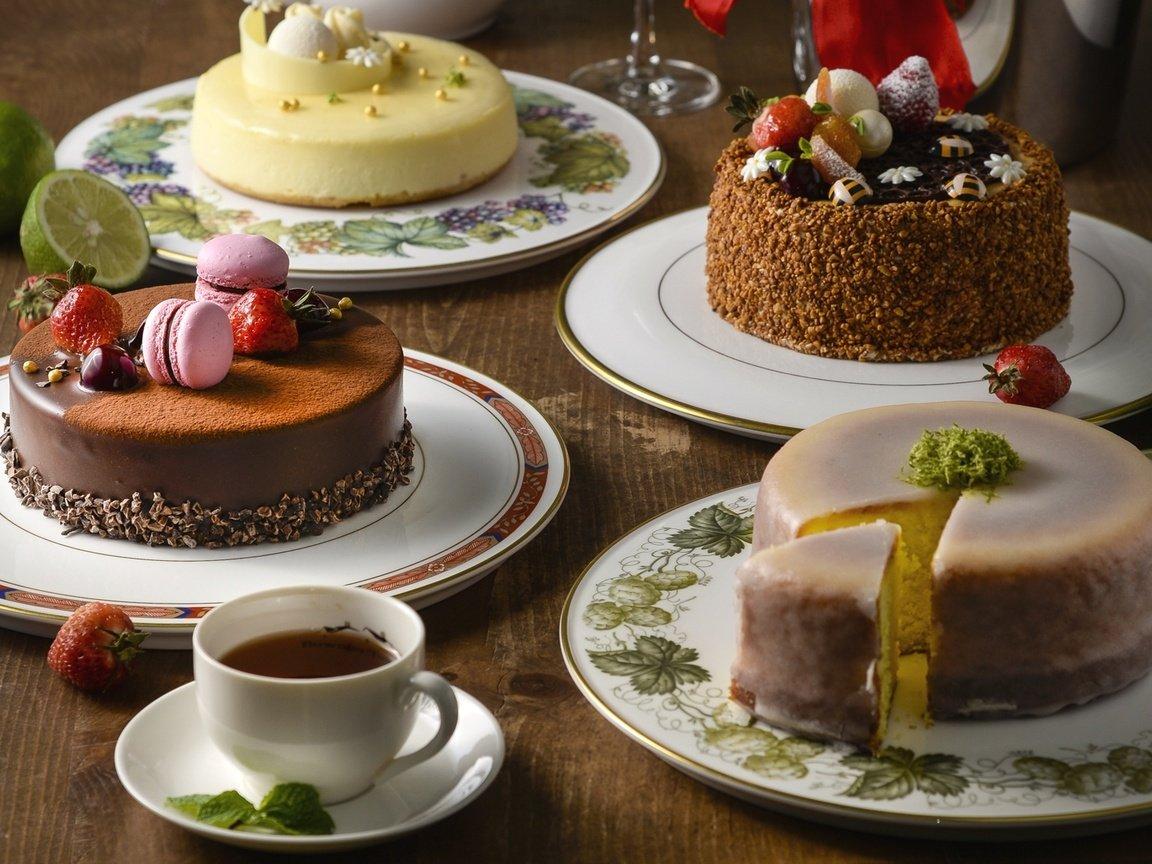 Днем, картинки с тортами и конфетами