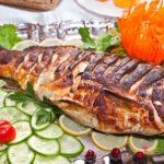 Рыбные блюда на Новый год 2019