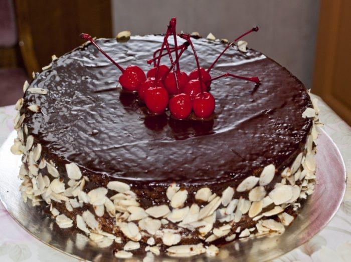 Торт Волшебный