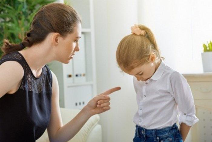 Распространенные ошибки всех мам