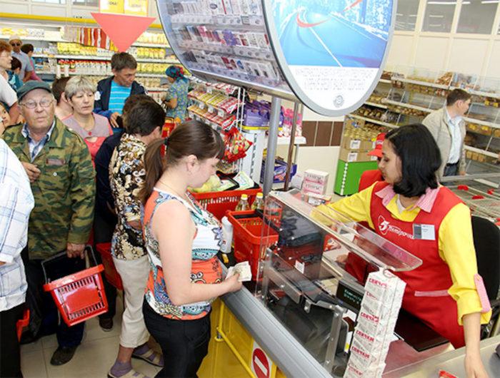 Что в магазине не имеют права запрещать покупателям
