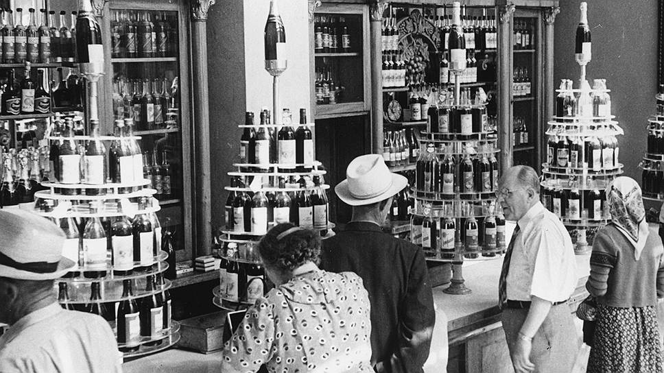 цены в магазинах СССР