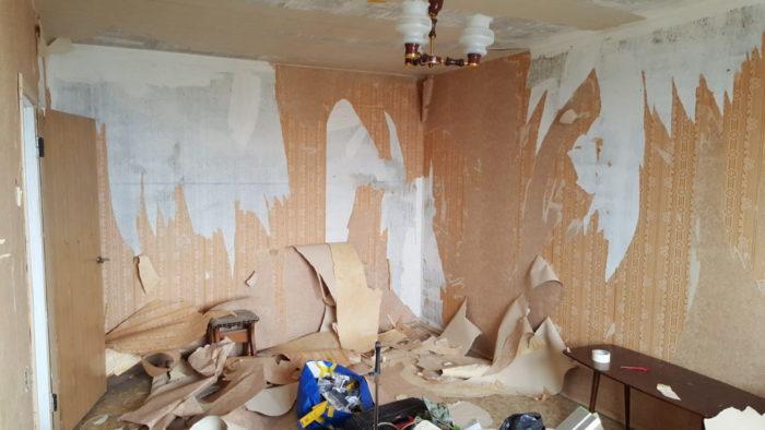 Штрафы за ремонт в квартире