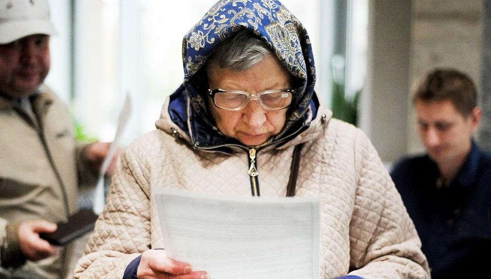 Сколько процентов индексации пропустили работающие пенсионеры