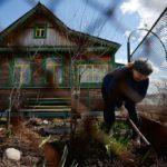 В РФ полностью исчезнут дачи