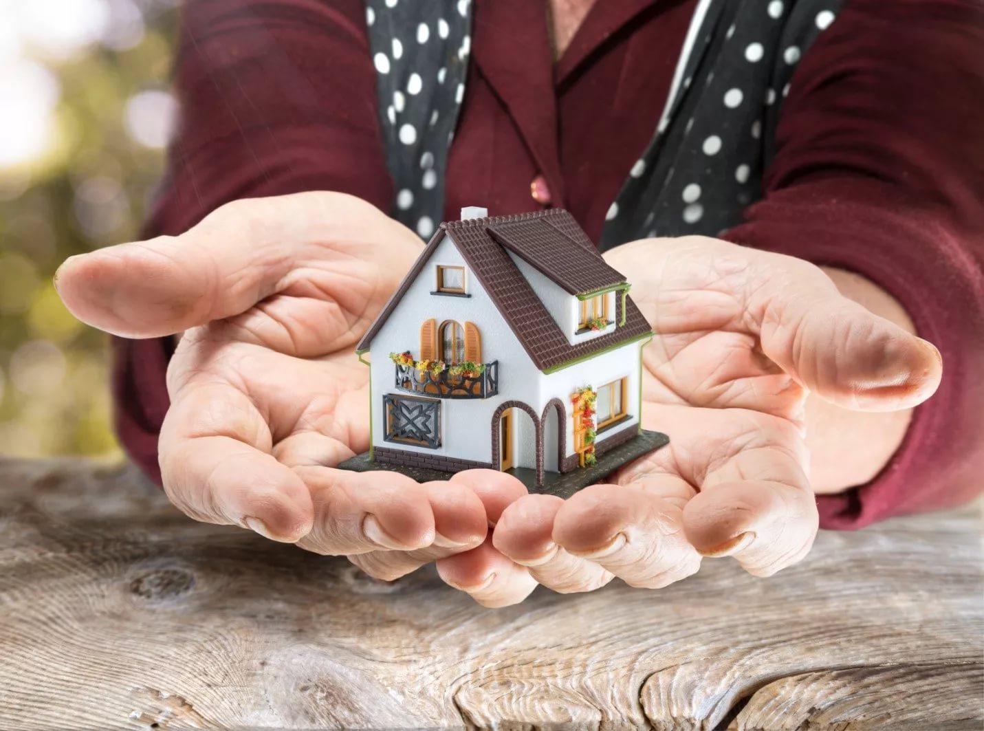 Прописка без права наследования жилья