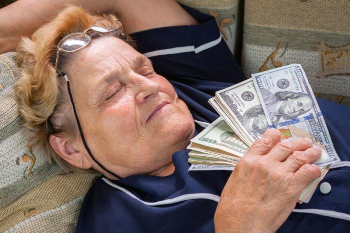 Что делать сейчас, чтобы быть богатым в старости